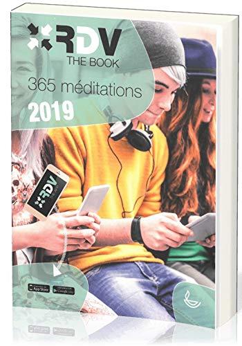 RDV THE BOOK 2019. 365 MÉDITATIONS