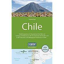 DuMont Reise-Handbuch Reiseführer Chile: mit Extra-Reisekarte