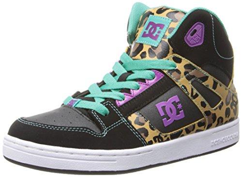 DC Shoes Rebound Se G, Chassures de Sports extérieurs Garçon