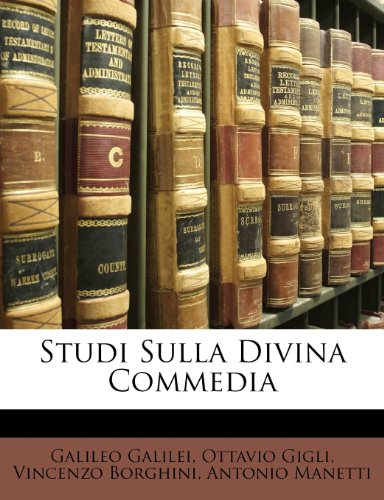Studi Sulla Divina Commedia