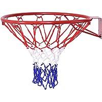 Canasta Baloncesto aro Tamaño 45cm incl. aro red y material de fijación