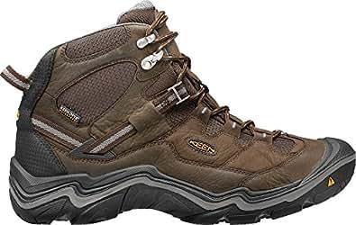KEEN Men's 1012757 Backpacking Boot, Cascade Brown/Gargoyle, 7.5 W US