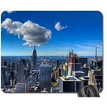 Cuadro para hdr de Nueva york de vista del ratón para PC con forma para,