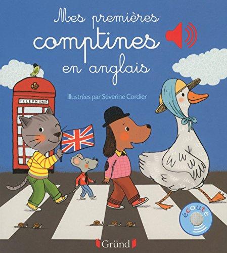 Mes premières comptines en anglais par Séverine CORDIER