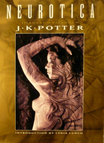 Descargar Libro Neurotica: The Darkest Art of J.K.Potter de J.K. Potter