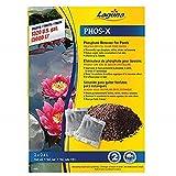 Laguna PT570 Phos-x - Phosphatentferner für Gartenteiche, 2 beutel je 0,4L, reicht für 5000L