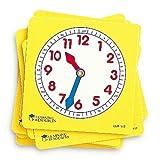 Learning Resources LER0112 Zifferblätter für Schüler