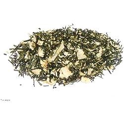 Kokos Vanille Grüner Tee 100g FRISCH Tee-Meyer