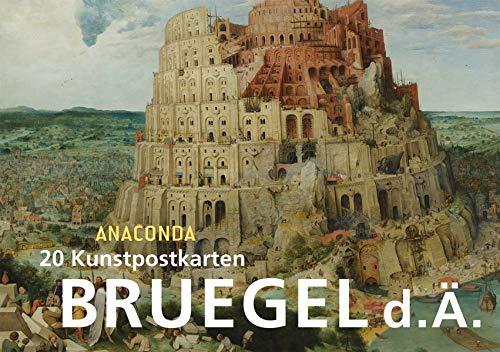 Postkartenbuch Pieter Bruegel (d. Ä.)