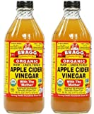 Bragg Apple Cider Vinegar 946ml X 2 by Bragg