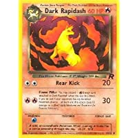 Dark Rapidash - Team Rocket - 44 [Toy]