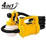 Best Hvlp Paint Sprayers - Meditool Portable 650W HVLP Electric Paint Sprayer Gun Review