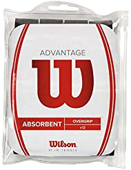 Wilson Advantage - Overgrip, color negro