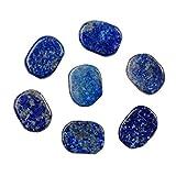 MagiDeal 7pcs Heilkristall,Reiki-Kristall,Reiki Stein,Kristall,Steine Lapislazuli Reiki Energiekristall...