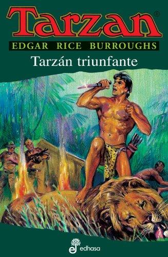 Descargar Libro Libro Tarzán triunfante (XV) de Edgar Rice Burroughs