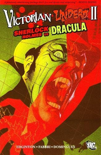 Victorian Undead Ii TP Sherlock Holmes Vs Dracula