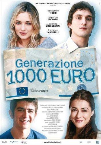 Preisvergleich Produktbild Generazione 1000 euro [IT Import]