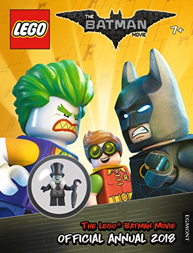 The LEGO® BATMAN MOVIE: Official Annual 2018 (Egmont Annuals 2018)