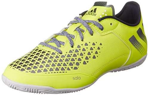 adidas Herren Ace 16.3 Court Fußballschuhe Gelb (solar Yellow/utility Blue/night Metallic)