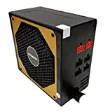 gammec ps102g Modulares Netzteil für PC, 1000Watt