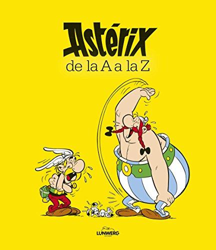Astérix de la A a la Z (Vintage y nostalgia) por Carine Picaud