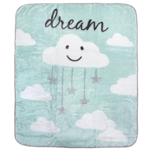 Hudson Baby High Pile Blanket, Dream Catcher, One Size