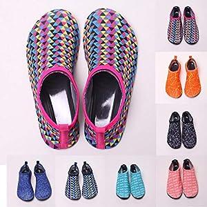 cinnamou Shoes Strandschuhe,Strandschuhe Schwarz,Strandschuhe Wassersport Unisex Wasser Schuhe Barfuß Yoga Socken Tauchen Barfuß