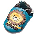 Jinwood designed by amsomo - Lion Blue - Mini Shoes, EU 35/36