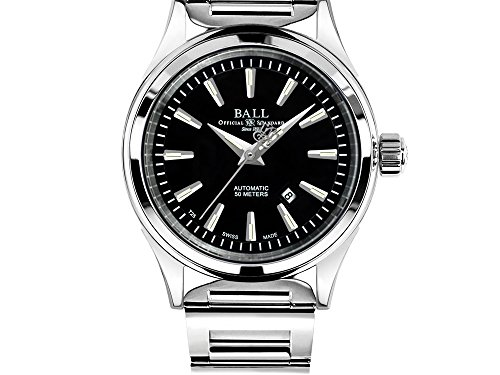 Ball Fireman Automatic Watch Victory Ladies, Stainless steel, NL2098C-S3J-BK