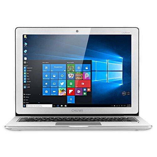 "Chuwi LapBook 12.3 - Ordenador Portátil de 12.3"" HD (Intel Apollo Lake N3450 Quad Core, Pantalla 2736x1824P, Windows 10, 6GB+64GB, Batería 4800mAh, Bluetooth 4.0, Dual WiFi , HDMI)"