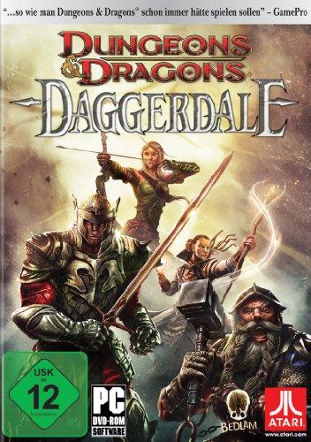 Dungeons + Dragons Daggerdale