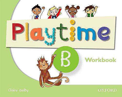 Playtime B. Activity Book