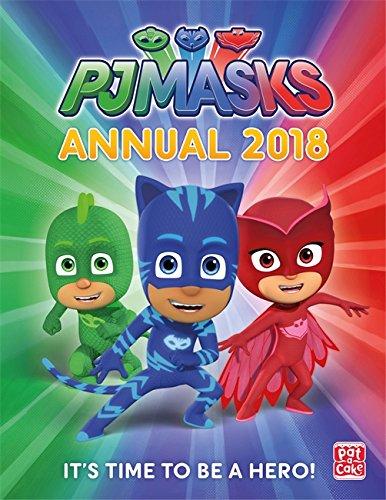 PJ Masks Annual 2018