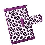 Accupressur-Mats zurück und Schlaf Hilfe Hilfe in Coton reguläre Größe Akupressur-Mat