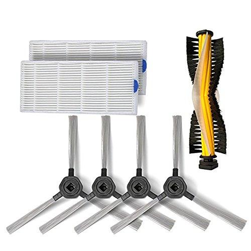Global Brands Online Accesorios de consumibles Kit de Piezas para Dibea D960 Robot Aspirador