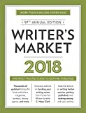 Writer's Market 2018: The Most Trusted Guide to Getting Published