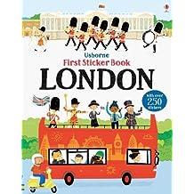 First Sticker Book London (First Sticker Books)