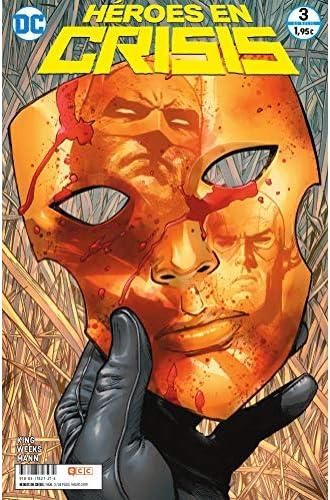 Héroes en Crisis O.C.: Héroes en Crisis núm. 03