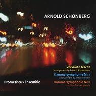 Arnold Schönberg by Prometheus Ensemble, Verklärte Nacht, Kammersymphonien