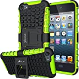ykooe Coque pour iPod Touch 5, iPod Touch 6, iPod Touch 7 Coque, Housse TPU Bumper...
