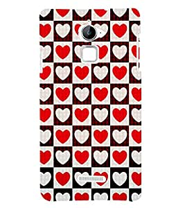 99sublimation love lover girl friend hub romantic valentines day heart shape prema ishq kadal prem pyaar Designer Back Case Cover for Coolpad Note 3 Lite :: Coolpad Note 3 Lite Dual SIM