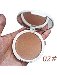 Wawer Concealer Face Powder Smooth Panel Contour Makeup Long-wearing Powder Color Cosmetics