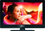 Philips 22PFL3606H/12 56 cm (22 Zoll) LCD-Fernseher (HD-Ready, DVB-T/C) schwarz