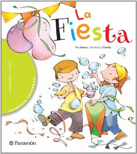 LA FIESTA (Primeras lecturas) por Pilar Ramos