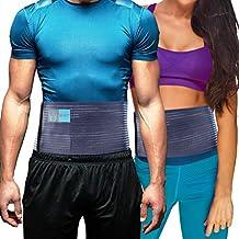 Cinturón para Hernia Umbilical - unisex - Faja para hernia abdominal, ayuda a aliviar el