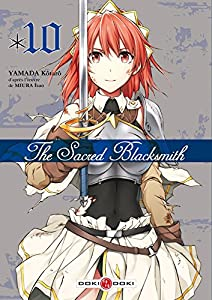 The Sacred Blacksmith Edition simple Tome 10