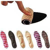 Fuß, Fußgewölbe Massage-Schuhe, mit Schmerzen Schuhe Einlegesohlen Pads 1Paar preisvergleich bei billige-tabletten.eu