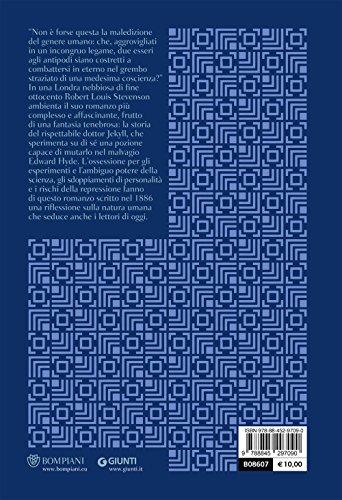 scaricare ebook gratis Lo strano caso del Dr. Jekyll e Mr. Hyde PDF Epub