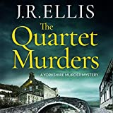 Best Audible Mysteries - The Quartet Murders: Yorkshire Murder Mystery Series, Book Review