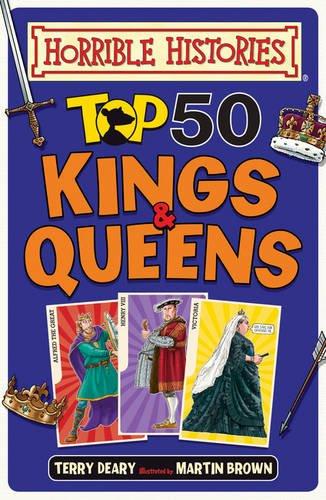 Top 50 kings & queens